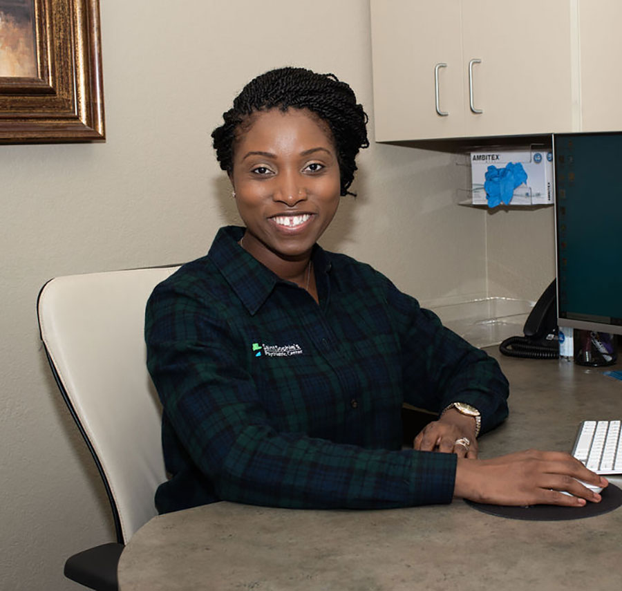 Aminata Kamara, DNP, FNP | Psychiatry & Medication Management | Fargo, ND